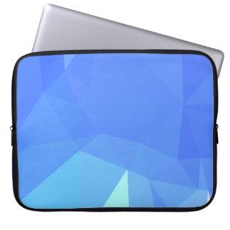 Abstract & Clean Geometric Designs - Skyscraper Laptop Sleeve