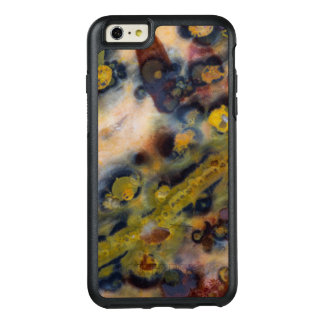 Abstract close up of Ocean Jasper OtterBox iPhone 6/6s Plus Case
