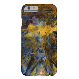 Abstract close up of Pietersite Barely There iPhone 6 Case