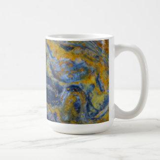Abstract Close up of Pietersite Coffee Mug