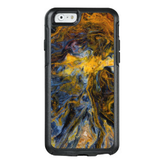 Abstract close up of Pietersite OtterBox iPhone 6/6s Case