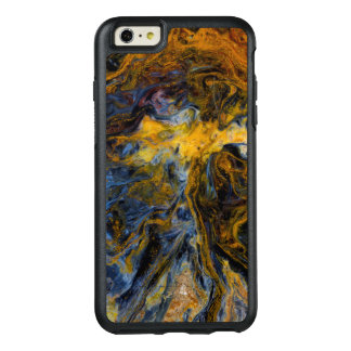 Abstract close up of Pietersite OtterBox iPhone 6/6s Plus Case