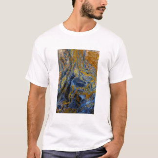 Abstract Close up of Pietersite T-Shirt