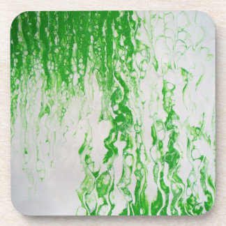 "Abstract Coasters Set of 6 ""Cascade"""