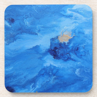 "Abstract Coasters Set of 6 ""Twinkling"""