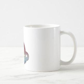 Abstract Cobra  silhouette Coffee Mug