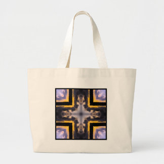 Abstract Collage Bags