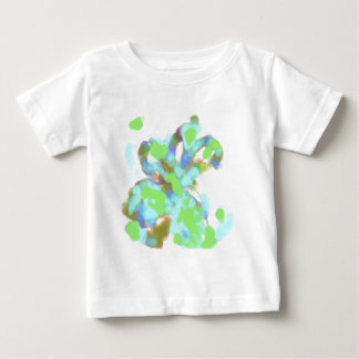 Abstract Color Design Tee Shirts
