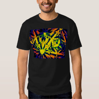 Abstract Color Mix Tshirts