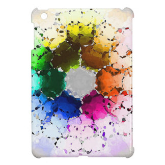 Abstract Color Wheel Case For The iPad Mini