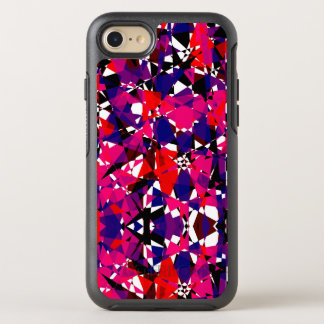 Abstract Colorful Broken Fragment OtterBox Symmetry iPhone 8/7 Case
