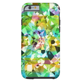Abstract Colorful Diamonds Sparkles & Glitter Tough iPhone 6 Case