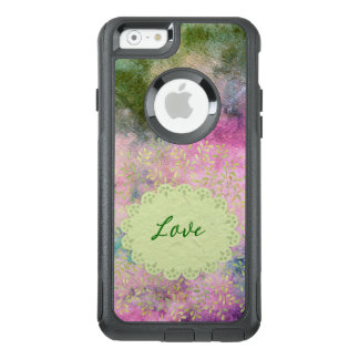 Abstract Colorful Love OtterBox iPhone 6/6s Case