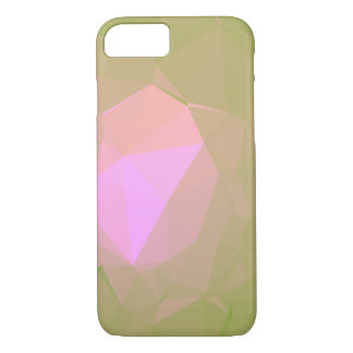 Abstract & Colorful Pattern Design - Dusk Garden iPhone 8/7 Case