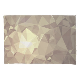 Abstract & Colorful Pattern Design - Hazy Fox Pillowcase