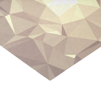 Abstract & Colorful Pattern Design - Hazy Fox Tissue Paper