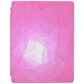 Abstract & Colorful Pattern Design - Hot Head iPad Cover