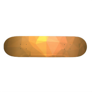 Abstract & Colorful Pattern Design - Pocahontas Custom Skateboard