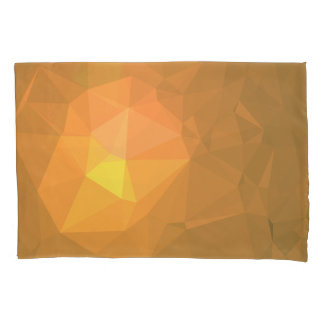 Abstract & Colorful Pattern Design - Pocahontas Pillowcase