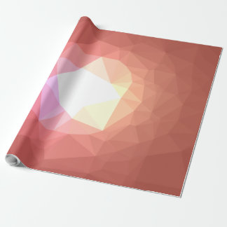 Abstract & Colorful Pattern Design - Simply Joy Wrapping Paper