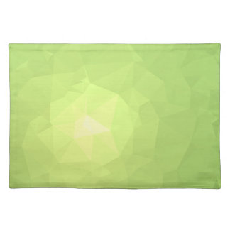 Abstract & Colorful Pattern Design - Tranquil Zen Placemat
