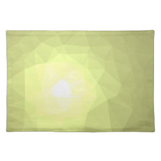 Abstract & Colorful Pattern Design - Winter Moss Placemat