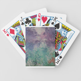 Abstract, colorful, sea, wave, art, fluids, bicycle playing cards