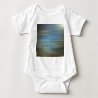 Abstract Colors Airport Taxi Baby Bodysuit