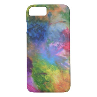 Abstract Colors iPhone 8/7 Case