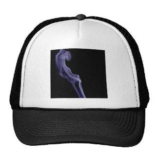 Abstract Colors Smoke Mesh Hats