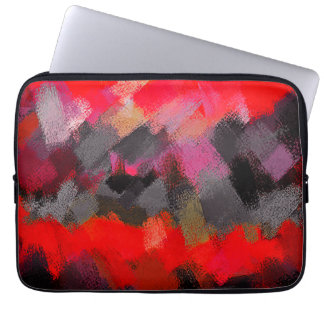 Abstract Colour Art #2 Laptop Computer Sleeves