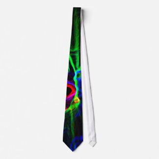 Abstract Colour Swirls, office neckties