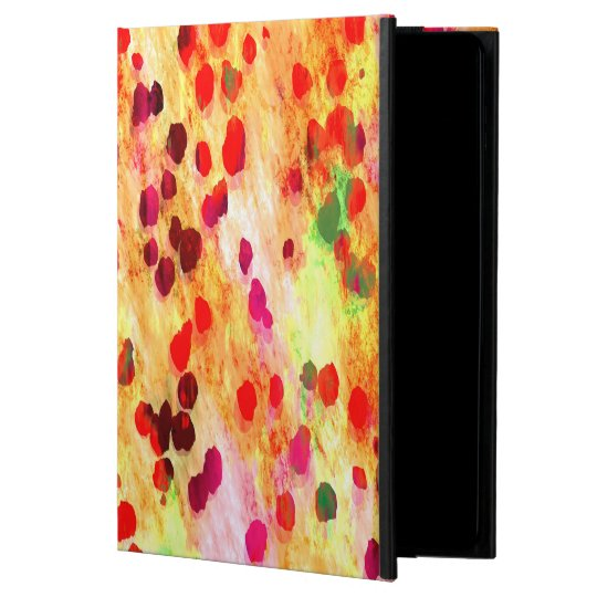 Abstract Coloured Dots Background Powis iPad Air 2 Case
