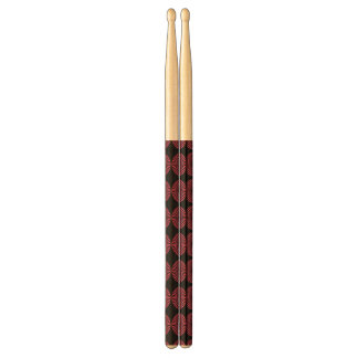 Abstract Colourful Wheels Drumsticks