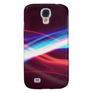 Abstract Colours Smokey Light HTC Vivid Covers