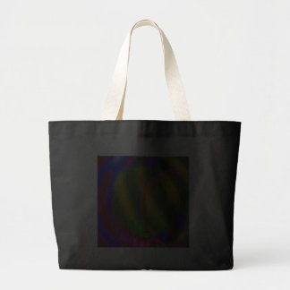Abstract Compact Disc Canvas Bag