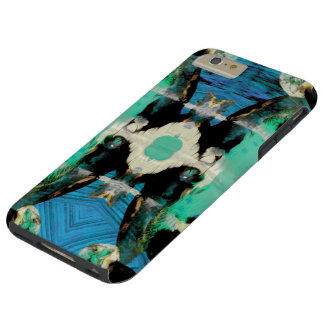 Abstract compozition tough iPhone 6 plus case
