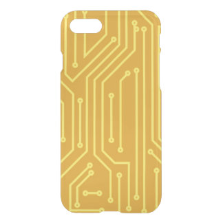 Abstract computer equipment iPhone 7 case