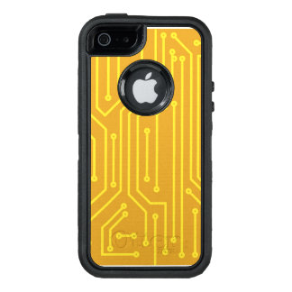 Abstract computer equipment OtterBox iPhone 5/5s/SE case