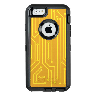 Abstract computer equipment OtterBox iPhone 6/6s case