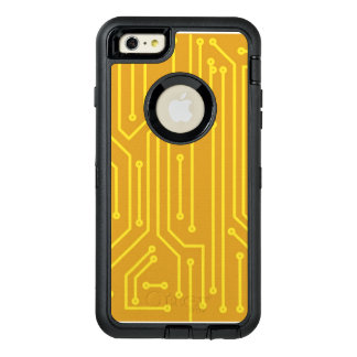 Abstract computer equipment OtterBox iPhone 6/6s plus case
