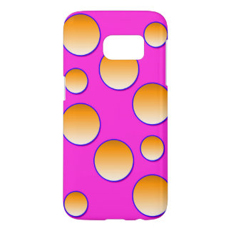 Abstract computer generated samsung galaxy s7 case