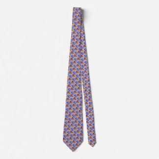 Abstract Contemporary Art Tie