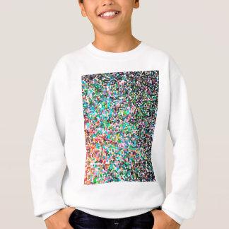 abstract contemporary colors No 15 Sweatshirt