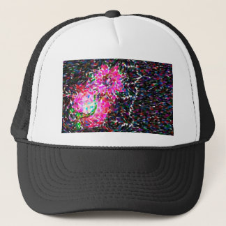 abstract contemporary colors No 16 Trucker Hat