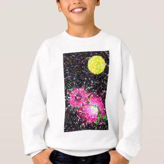 abstract contemporary colors No 17 Sweatshirt