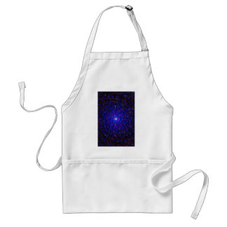 abstract contemporary colors No 21 Standard Apron
