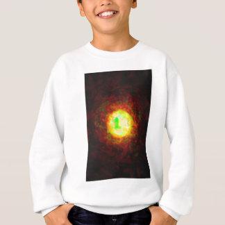 abstract contemporary colors No 23 Sweatshirt