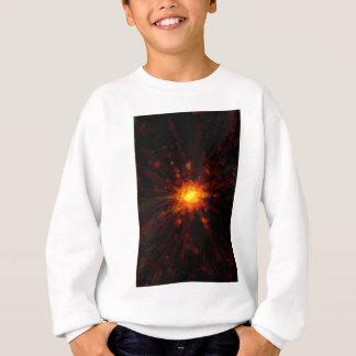 abstract contemporary colors No 26 Sweatshirt