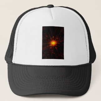 abstract contemporary colors No 26 Trucker Hat